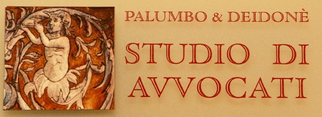 Studio legale Palumbo Deidoné